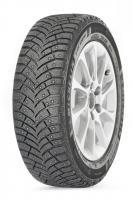 225/55 R17 101 T Michelin X-Ice North 4. Зимняя шипованная. Россия