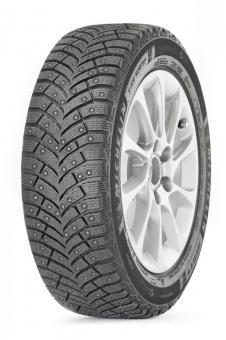 215/55 R17 98 T Michelin X-Ice North 4. Зимняя шипованная. Россия